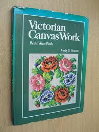 Berlin Wool Work Charts Victorian Canvas Work Berlin Wool Work Molly G Proctor