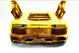 lamborghini aventador 2018 gold. you could buy a bugatti veyron for every day of the week, or this one lamborghini aventador 2018 gold