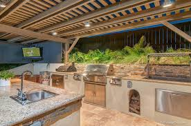 40 Outdoor Kitchen Designs To Drool Over Gallery AGardenLife Unique Kitchen Design Courses Exterior