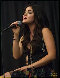 Lucy Hale: Nashville VIP Showcase Singer!: Photo 614240 | Lucy Hale  Pictures