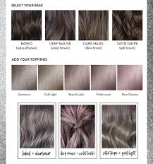 Gray Hair Color Chart 28 Albums Of Metallic Gray Hair Color Chart Explore