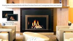 replace gas fireplace insert installing log old replace gas fireplace insert installing installation cost