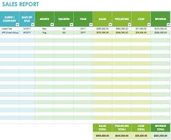 sales activity report excel free sales plan templates smartsheet