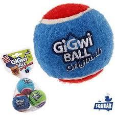 Купить <b>Игрушка GiGwi Ball</b> Original мяч с пищалкой для собак ...