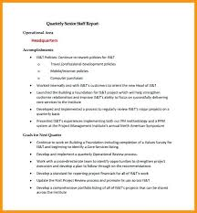 Template Resume Word Best Sample Quarterly Report Template Smart Templates Photograph With