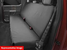 weathertech seat protector for dodge ram 1500 quad cab 2009 2016 black