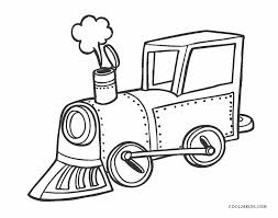 You know all advantages of coloring pages. Free Printable Train Coloring Pages For Kids