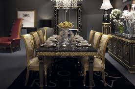 a classic marble dining table combination is with wood you can add panache to this combination with addition of a few elements in the base