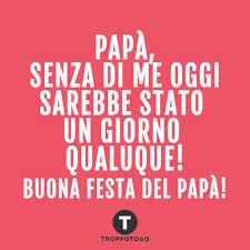 Frasi per il Papà con Photo Booth da Stampare - Troppotogo Blog | Festa del  papà, Papà, Festa