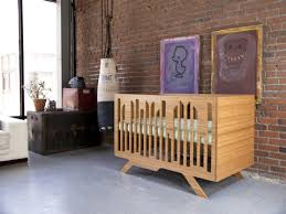 mid century modern baby furniture. Inspired By The Skyline Of New York City, Wired Crib Replaces Usual Slats Found On Most Cribs With A Playful Urban Design. Mid Century Modern Baby Furniture T