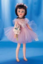 "American Dolls 1950-1965: 189 ""Polly"" Ballerina by Alexander"