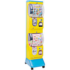 Toy Capsule Vending Machine For Sale Adorable Double Toy Capsule Vending Machine Standard Version Arcade Video