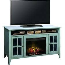 111 electric fireplace insert for tv stand splendid calistoga blue 60 fireplace tv stand console w