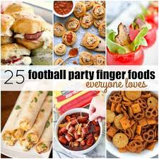 Helping moms enjoy their life, kids and family more. 25 Football Party Finger Foods Everyone Loves Real Housemoms