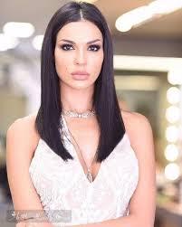 اختاري أجمل قصات الشعر مع تسريحات شعر نادين نجيم الساحرة