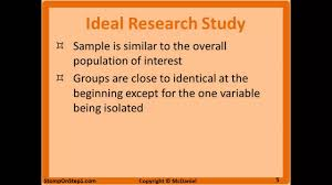 Bias In Research Design Bias Validity Definition In Research Study Design