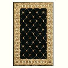 Small Picture Home Decorators Collection Windsor Black 8 ft x 11 ft Area Rug