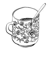 tea drawing tumblr. Interesting Tumblr Picture Freeuse Stock Tea Transparent Tumblr Tranparent Via On We On Drawing Tumblr