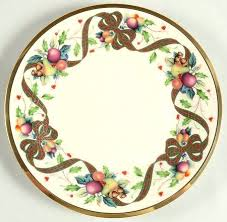 lenox holiday china. Modren China Lenox Holiday China Tartan Gold Banded Ivory Oval Platter You Can Get  Additional Details At The  Dinner Plate For Lenox Holiday China A