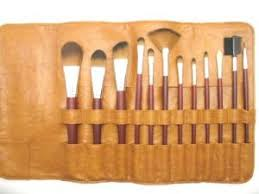 professional 12pc synthetic makeup brush set