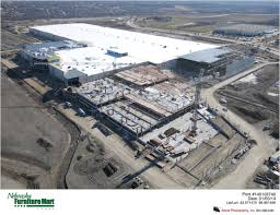 Nebraska Furniture Mart s Texas site a magnet for developers