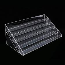 Lipstick Display Stands Acrylic Nail Polish Display RackTEERFU 100 Tier Nail Holder Storage 64