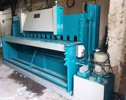 Shearing Machine Blade Clearance Chart Hydraulic Shearing Machine