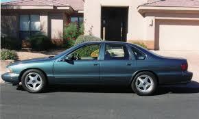 1995 Chevrolet Impala - Information and photos - ZombieDrive