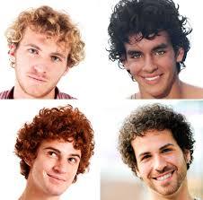 Capelli Ricci Medi E Lunghi Da Uomo Idee Taglio Hairacademy Tv