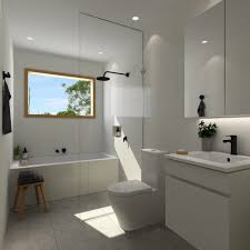 Black Taps Bathroom Bathroom Renovation Idea And Package Available Online At The Blue