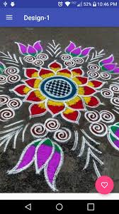 Side Rangoli Designs For Diwali Kolam Rangoli Designs Amazon In Appstore For Android
