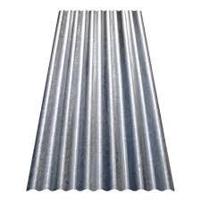 corrugated galvalume steel 26 gauge roof panel