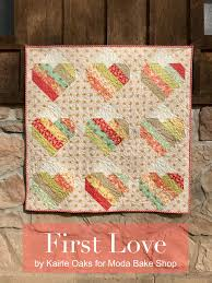 Moda Bake Shop & Welcome to Moda Bake Shop! I'm Kairle Oaks of Handcrafted Goodness and I'm  so glad to be back to share a new recipe with you. My First Love quilt is  just ... Adamdwight.com