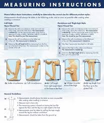 Compression Socks Chart Learn How To Size Compression Socks Compression Stockings