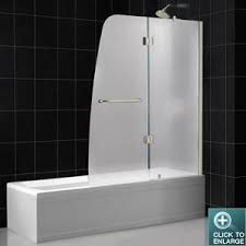 bathroom shower doors frosted. Delighful Shower Aqua Tub Door Frosted Glass With Bathroom Shower Doors Frosted S