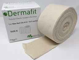 Amazon Com Dermafit Tubular Elastic Support Bandage E