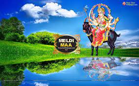 Meldi Mataji HD Wallpaper & Photo Free ...