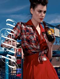 the Americana Issue by <b>Chiffon</b> Magazine - issuu