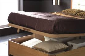 Lift Storage Bed Thompson Storage Bed Queen Beds Bedroom By