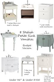 petite bathroom vanity. Bathroom Innovative Petite Vanity On Stylish Budget Vanities For The Design I