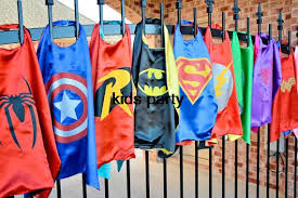 Superman capes in bulk