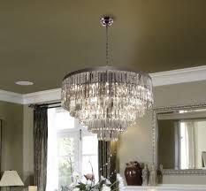 living glamorous odeon crystal chandelier 10
