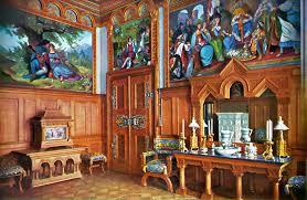 Ankleidezimmer Schloss Neuschwanstein König Ludwig Ii Schloss