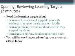 writing an argumentative essay ppt video online  6 opening