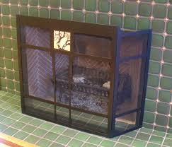 this design is a custom fireplace screen design and captures the essence of the greene and greene architectural style we have included this design