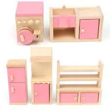 Dolls House Kitchen Furniture Online Buy Wholesale Dolls House Kitchen Furniture From China