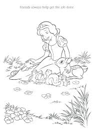Snow White Coloring Princess Snow White Coloring Pages Games Images