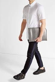 Valentino Mens Shirt Size Chart Jil Sander Cotton Shirt White Men 100 Top Quality Jil