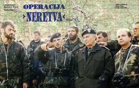 Image result for operacija neretva 93 armija bih