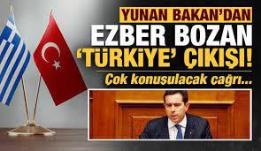 Yunan bakan Mitarakis: AB, Türkiye'ye verdiği sözleri tutmalı - DÜNYA  Haberleri